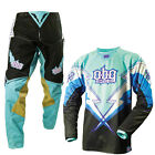 OBG Motocross MTB Hose Jersey Lightning Speed Earth Quad MX Cross Supermoto FMX