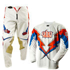 OBG Motocross MTB Hose Jersey Lightning Speed Heaven Quad MX Cross Supermoto FMX