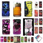 For Motorola Droid Razr M XT907 LUGE  Shockproof Cover Hard Plastic Design Case