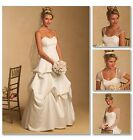 Butterick 5184 Out of Print Sewing Pattern to MAKE Misses/Petite  Bridal Gown