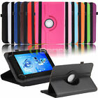 Rotaty Stand Case Cover for Verizon Ellipsis 7 inch RCA Dragon Touch Y88 Tablet