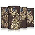 HEAD CASE HENNA PROTECTIVE SNAP-ON CASE FOR SAMSUNG GALAXY S5