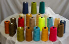 Heavy Duty CONED THREAD - Tex 105 - 25+ Colors - 75% OFF WHOLESALE