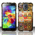 For Samsung Galaxy S5 Rubberized HARD Protector Case Snap Phone Cover Accessory on Rummage