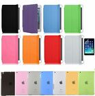 Smart cover with Magnetic back case Ultra Slim WakeSleep for ALL iPad mini 1 2 3
