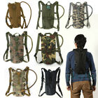 3L Hydration System Water Bag Backpack Pouch Bladder Climbing Hikeing Survival