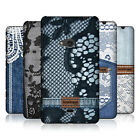 HEAD CASE JEANS AND LACE SNAP-ON BACK COVER FOR NOKIA LUMIA 625
