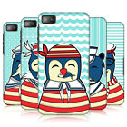 HEAD CASE SAILOR ANIMALS PROTECTIVE COVER FOR BLACKBERRY Z10