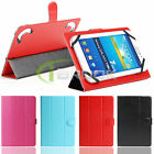 Universal PU Case Skin Cover for 7 DigiLand DL701Q D700 HP Stream 7 RCA Tablet