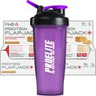 PhD Nutrition Protein Flapjack 12 x 75g x 2 Boxes = 24 Flapjacks + Shaker