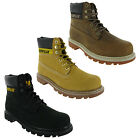 New Womens CAT Caterpillar Colorado Leather Ankle Work Walking Boots Size 3-8 UK