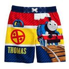 THOMAS TANK ENGINE TRAIN UPF50+ Bathing Suit Swim Trunks NWT Toddlers Sz. 4T $20