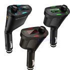 Car Kit MP3 Player Wireless FM Transmitter Modulator USB SD LCD Remote Charger