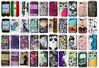 Verizon LG Optimus Zone 2 VS415 Rubberized Hard Case Snap on Phone Cover
