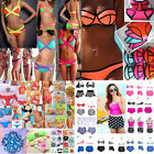 Women's Bandage Bikini Set Push-up Padded Top Bra Swimsuit Bathing Suit Swimwear