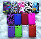 HTC Wildfire S / Marvel / A510 / A510E Faceplate Phone Cover DESIGN/COLOR Case