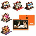 "iRulu 7"" Tablet PC 8GB Android 4.2 Dual Core Cam A23 1.5 GHz WIFI Orange w/Case"