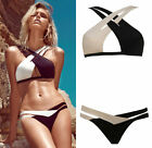 WOMEN TOWIE BANDGE CUT OUT PADDED BIKINI SWIM WEAR SWIMSUIT SIZE S M L XL