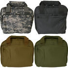 Every Day Carry Tactical Double Pistol Case w/ Magazine Straps & Lockable Zipper