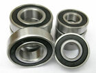 6200-2RS 6200RS SERIES RUBBER SEALED BEARING