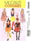 McCall's 5682 Out of Print Sewing Pattern to MAKE Sassy Character Costumes