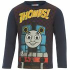 Character Kids Long Sleeve T Shirt Thomas The Tank Engine Tee Top Infant Boys
