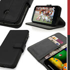 PU Leather Skin Card Wallet Case for Motorola Moto E Flip Folio Stand Book Cover