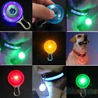 Chic Fabulous Pet Dog Cat Puppy LED Flashing Collar Safety Night Light Pendant