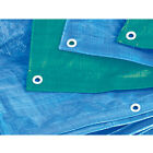ECONOMY TARPAULIN TARP, LIGHTWEIGHT WATERPROOF GROUND SHEET, COVER, *ALL SIZES*