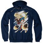 Justice League DC Comics Supergirl #1 Adult Pull-Over Hoodie