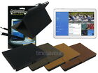 Suede Leather Case+Screen Protector+Cleaner for Samsung Galaxy Tab Pro 10.1