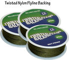 Best Value Rot-Proof Twisted Nylon Fly Line Backing 25lb BS x 75yd Spool (TLBLG)