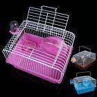 UN3F Hamster Gerbil Mouse House Cage Playhouse Package 1 Level with Food Trough
