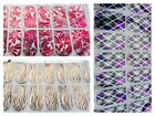Nail foil sticker art NEW beautiful designs many to chose from easy to apply 03