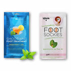 Spalife Hydrating Solf Soothing Slipper Sock Style Foot Treatment 2 FlavorsMask