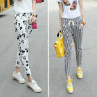 Lady Girl Slim Casual harem pants  Women trousers Feet Thin Pant Leggings XK0006
