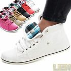 Sneakers Casual Shoes Women's Shoes Trainers Sport Shoes Hochschaft New