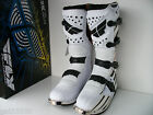 FLY RACING MOTOCROSS ENDURO BOOTS WHITE (ALL SIZES) MX KTM CR KX YZ GREEN LANING