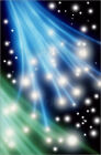 "Poster / Leinwandbild ""Fibre optics"" - Images Etc Ltd"