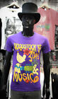 WOODSTOCK Official Uni-Sex Tee Shirt Various Sizes 3 DAYS OF PEACE