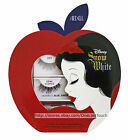 DISNEY 3pc False Eyelashes SNOW WHITE +Adhesive/Glue ARDELL New! *YOU CHOOSE*