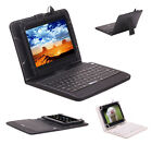 "iRulu X1 7"" Tablet 8GB Android 4.2 Dual Core Cam 1.5 GHz WIFI Black w/ Keyboard"