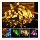 5M 50 LED AA Battery Powered Copper Wire Fairy Light String Xmas Wedding