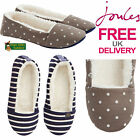 Joules Dreama Ladies Slippers (R) *BNWT* **FREE UK SHIPPING**