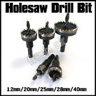 Holesaw Drill Tooth Kit HSS Steel Bit Hole Saw Cutter Tool For Metal Wood Alloy