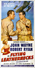 Poster / Leinwandbild FLYING LEATHERNECKS, John Wayne, Robert Ryan, Janis ...