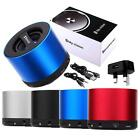 V9 Wireless Portble Bluetooth Rechargeable SD Card Speaker For BLU Neo 4.5