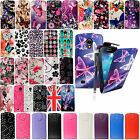 For Samsung Galaxy S4 i9500 Stylish Printed Leather Flip Case Cover+Stylus+Guard