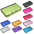 Color Aluminum Hard Metal Protective Cover Case Shell For Nintendo 3DS XL LL UK
