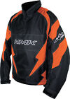 HMK Throttle Pullover Black/Orange XS-2XL